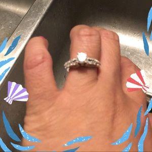Authentic Swarovski Ring
